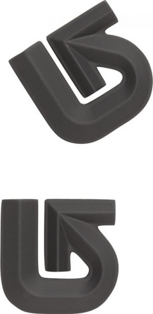 Burton Aluminium Logo Mat