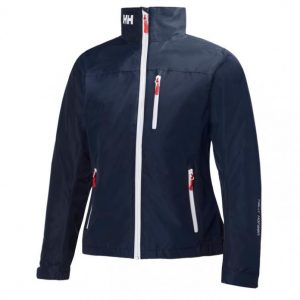 Helly Hansen Crew Midlayer Wms Jacket