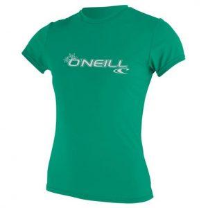 O'Neill Skins SS Rash Tee