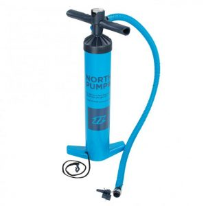North Kiteboarding Double Action Pump