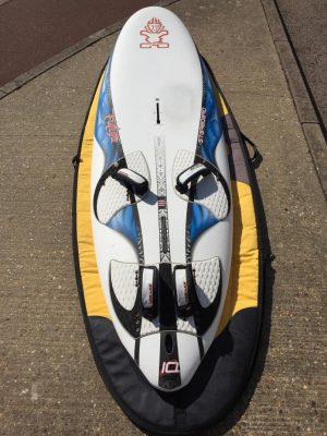 Starboard Futura 111L Windsurfing Board