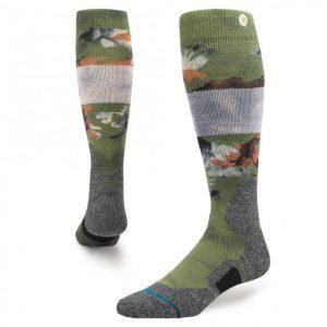 Stance Park Brando Snow Socks