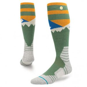 Stance Park Long Way Snow Socks