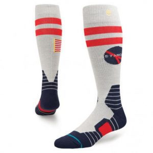 Stance Park Mission Control Snow Socks