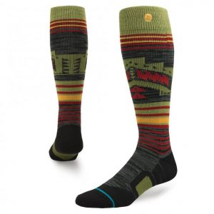 Stance All Mountain Smoke Shack Snow Socks