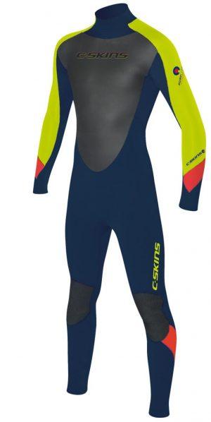 C-Skins Surflite 4/3mm Full Wetsuit