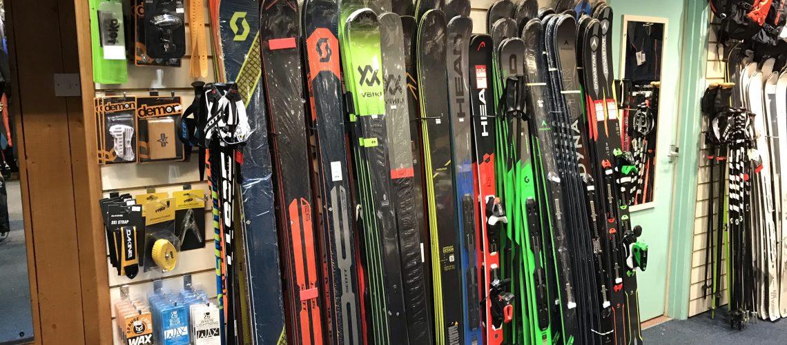 Skis-